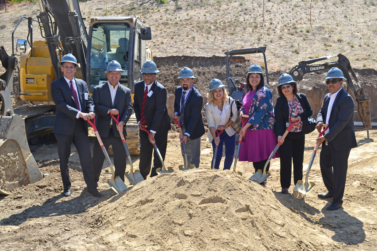 Housing for Homeless Veterans Breaks Ground in El Sereno