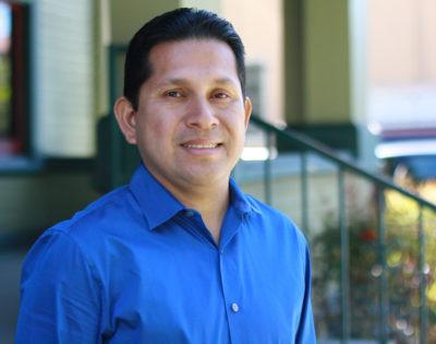 A minute with… Ernesto Espinoza
